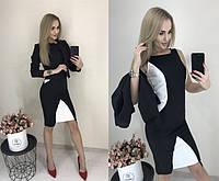 """Костюм плаття з піджаком """"Сукня + піджак"""" Angelo Style, фото 1"""