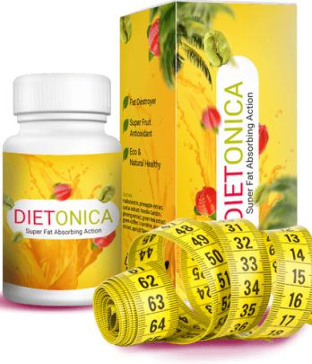 Dietonica - засіб для схуднення (Диетоника)