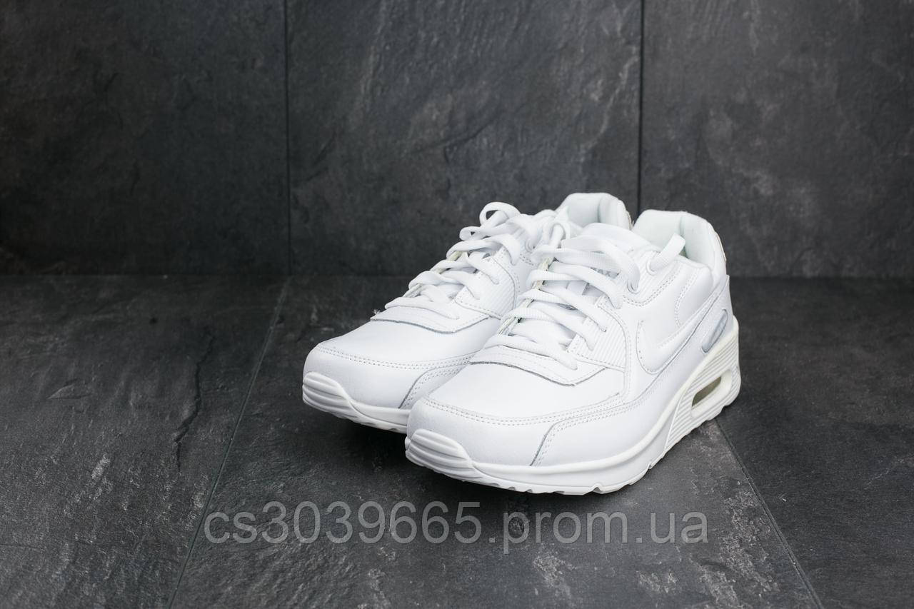 2124106d4 Кроссовки G 5056-1 (Nike AirMax) (весна-осень, мужские, кожзам, белый), цена  993,60 грн., купить в Киеве — Prom.ua (ID#868426899)