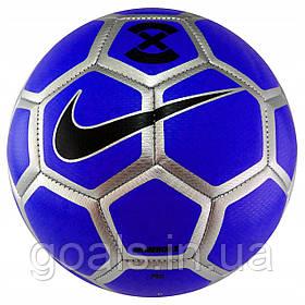 Мяч футзальный Nike Futsal Menor X Синий/Серебристый
