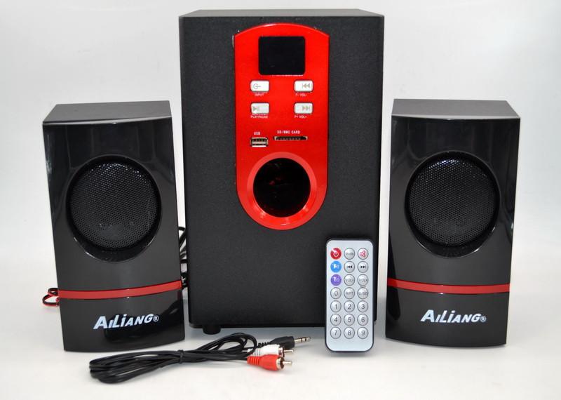 Акустическая система AiLiang USBFM-T11E-DT