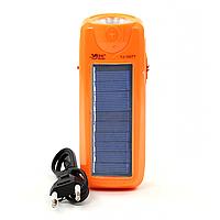 Ліхтарик Yajia YJ-1027T (+со.панель) Orange, фото 1