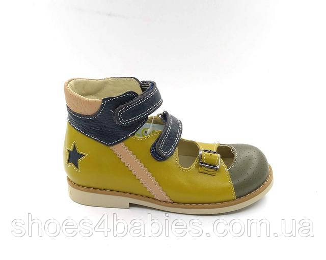 ортопедические туфли Ecoby купить киев