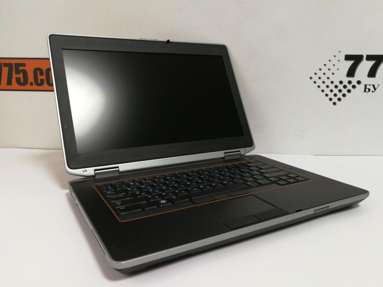 """Ноутбук Dell Latitude E6420, 14"""", Intel Core i7-2620M 3.4GHz, RAM 6ГБ, SSD 120ГБ"""