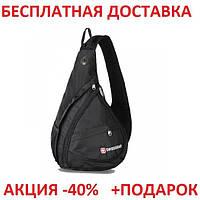 Городской рюкзак через плечо SwissGear 701 Sling Originalsize
