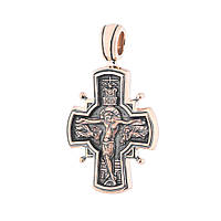 Православный крест «Распятие. Введение во Храм Пресвятой Богородицы» гп02648