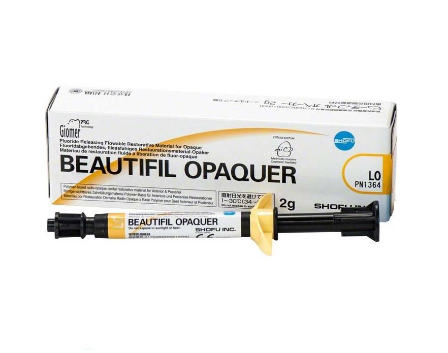 Опаковий композит Beautifil Opaquer LO (2г)  Shofu