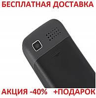 Кнопочный мобильный телефон 2E E180 Dual Sim Original size 2 sim карты, 600 Mah, FM радио, MP3 сотов