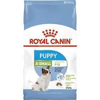 Корм для щенков Royal Canin (Роял Канин) X-SMALL PUPPY миниатюрные породы 2-10 мес., 500 г