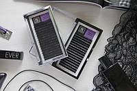 """Чёрные ресницы BARBARA """"Elegant""""D 0,07 x 12mm"""