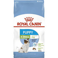 Корм для щенков Royal Canin (Роял Канин) X-SMALL PUPPY миниатюрные породы 2-10 мес 1,5 кг