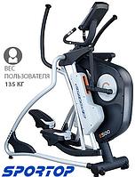 Адаптивный орбитрек Sportop E500 эллиптический, с регулировкой длины шага, для степа ходьбы, бега и бега трусц, фото 1