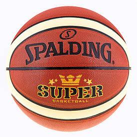 Мяч баскетбольный Spalding №7 RT-SPL7-PU