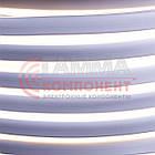 Светодиодный неон 220В белый smd 2835-120 лед/м 12Вт/м, герметичный. Бухта 50 метров., фото 4