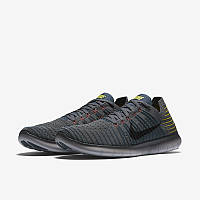 Кроссовки Nike мужские Nike Free RN Flyknit 831069-008(03-07-14) 42.5