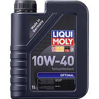 LIQUI MOLY Масло 10W40 Optimal (1L) (MB 229.1)