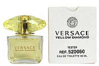 Versace Yellow Diamond туалетная вода 90 ml. (Тестер Версаче Еллоу Даймонд), фото 1