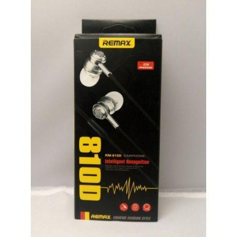 Наушники вакуумные REMAX 810D с микрофоном