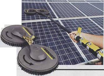 Система очистки солнечных батарей Karcher iSolar