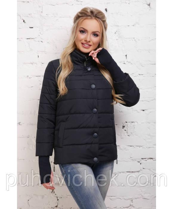 851ec2e3f19 Стильная женская куртка весна осень молодежная - Интернет магазин Линия  одежды в Харькове