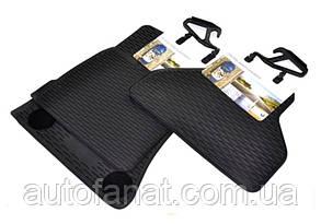Комплект оригинальных ковриков салона BMW X6 (E71) (51472239638 / 51472239642)