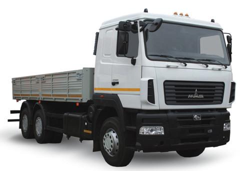 Автомобиль бортовой МАЗ-4371N2-528-000 (ЕВРО-5)