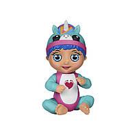 Интерактивная кукла Tiny Toes Луна Единорог (56083T)