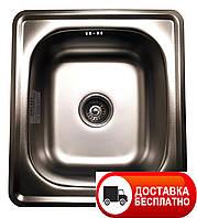 Кухонная мойка Galaţi Nicola Satin 50*44