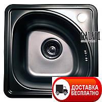 Кухонная мойка Galaţi Mala Nova Satin 38*38