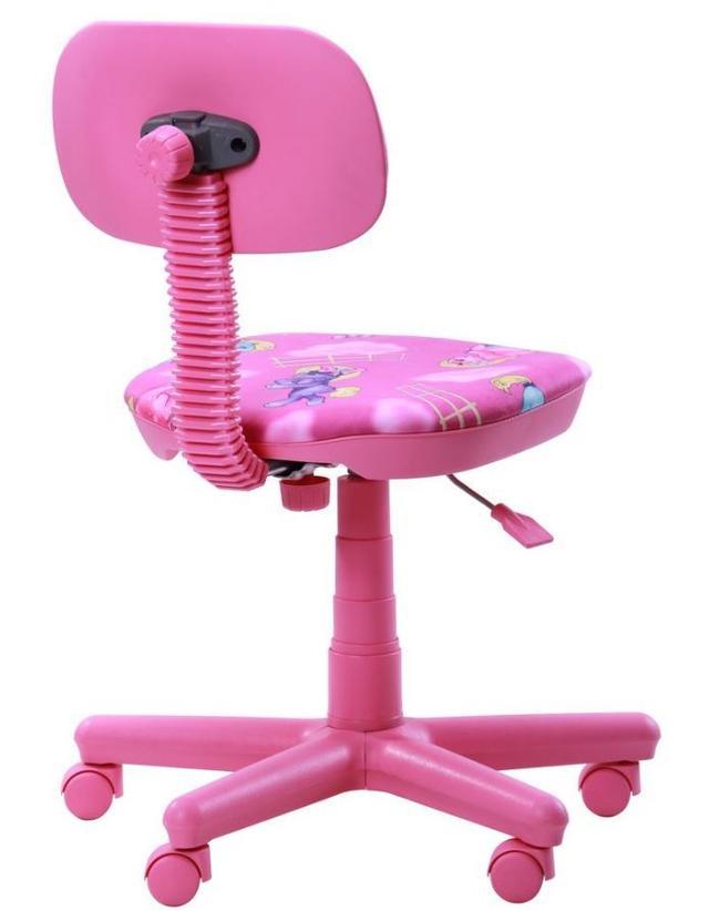 Кресло Свити сиреневый Пони розовый (Микровелюр) фото 4