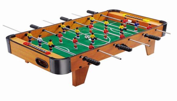 Футбол ZC1002А деревянный в кор. 80*67*23см