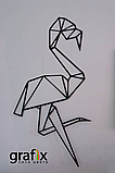 Металлический  декор на стену, фото 2
