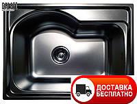 Кухонная мойка Galaţi Elina Satin 58*43