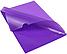 Папка уголок А4 Экономикс, 180 мкм фактура глянец фиолетовая E31153-12, фото 3