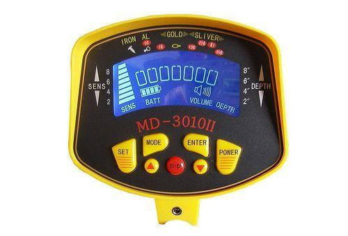 Металлоискатель Металошукач MD3010(2) Аналог Garrett Ace 250, Металоискатель, фото 2