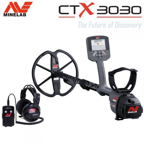 Металлоискатель Minelab CTX 3030 Standard Pack