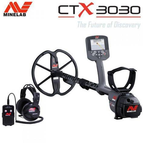 Металлоискатель Minelab CTX 3030 Standard Pack, фото 2