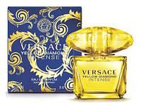 Versace Yellow Diamond Intense парфюмированная вода 90 ml. (Версаче Еллоу Даймонд Интенс), фото 1