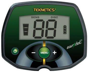 Металлоискатель Teknetics Eurotek 8, фото 2