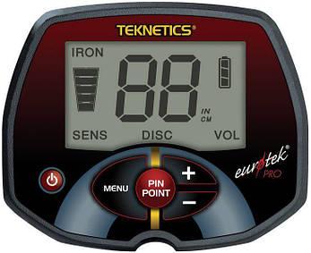Металлоискатель Teknetics Eurotek Pro 8, фото 2