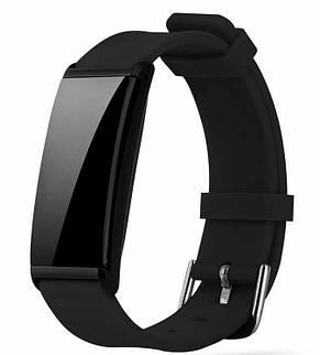 Фитнес-браслет Smart band X9 Black Гарантия 1 месяц, фото 2