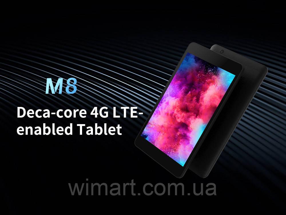 Планшет Alldocube M8 Phablet 4G Xelio X27 Android 8.0 Oreo.