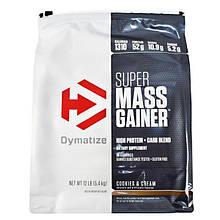 Dymatize Nutrition Super Mass Gainer 5.44 kg . Гейнер.