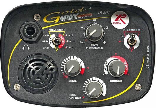 Металлоискатель XP Detectors Gold Maxx Power, фото 2