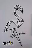 Металлический  декор на стену, фото 3