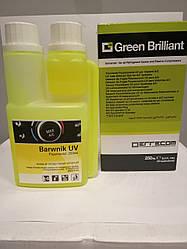 Флуоресцентная краска Green Brilliant