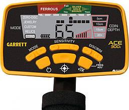 Металлоискатель Металошукач Garrett Ace 300i + Полная комплектация! Металоискатель, фото 2