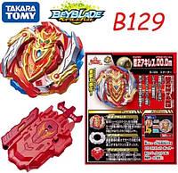 Волчок Чо Зет супер Ахиллес B-129 Такара томи бейблейд Takara Tomy Beyblade Cho-Z Achilles 5 оригинал
