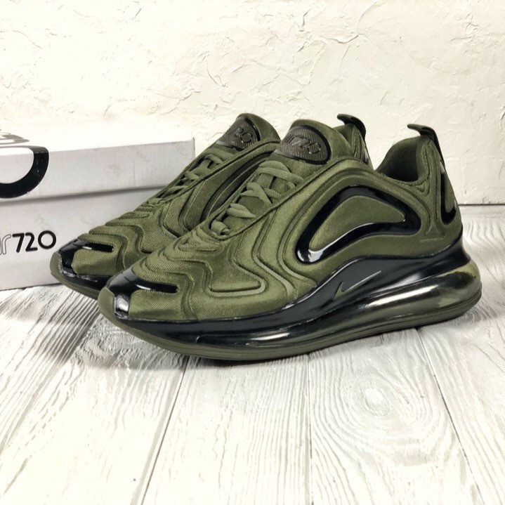 "Кроссовки Nike Air Max 720 ""Olive"" (Оливковые)"