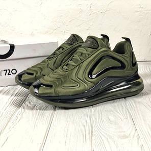 "Кроссовки Nike Air Max 720 ""Olive"" (Оливковые), фото 2"